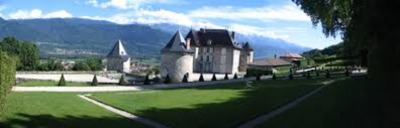 Le Touvet : Château & Funiculaire