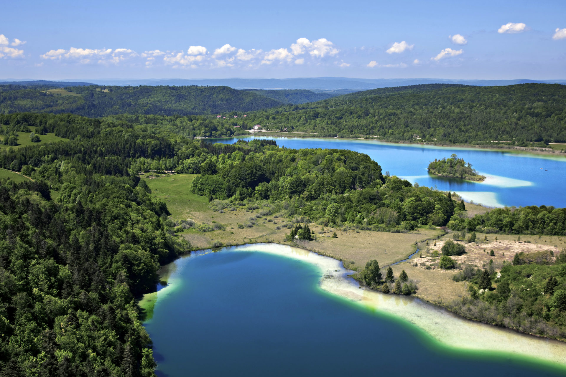 Lacs du Jura