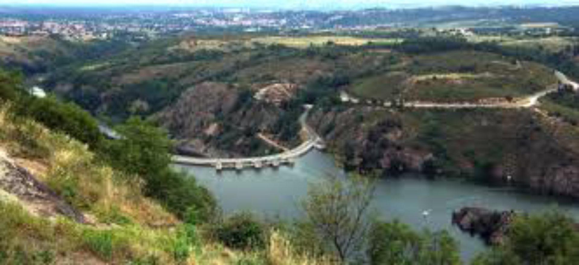 Barrage de Grangent