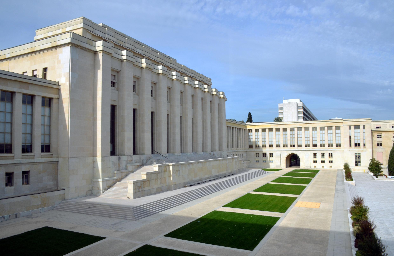 Genève – Musée de la Croix Rouge & ONU