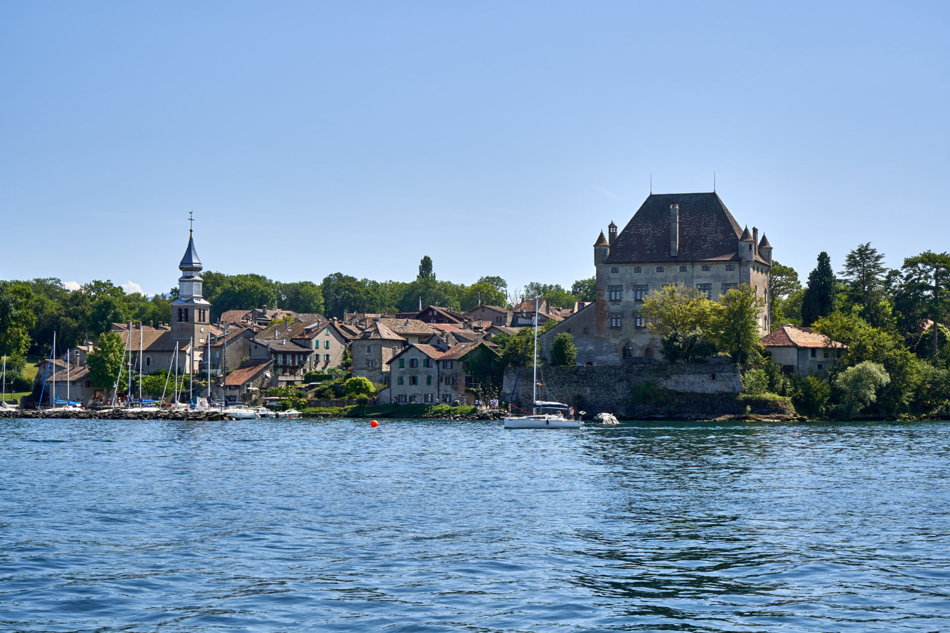 Genève & Yvoire