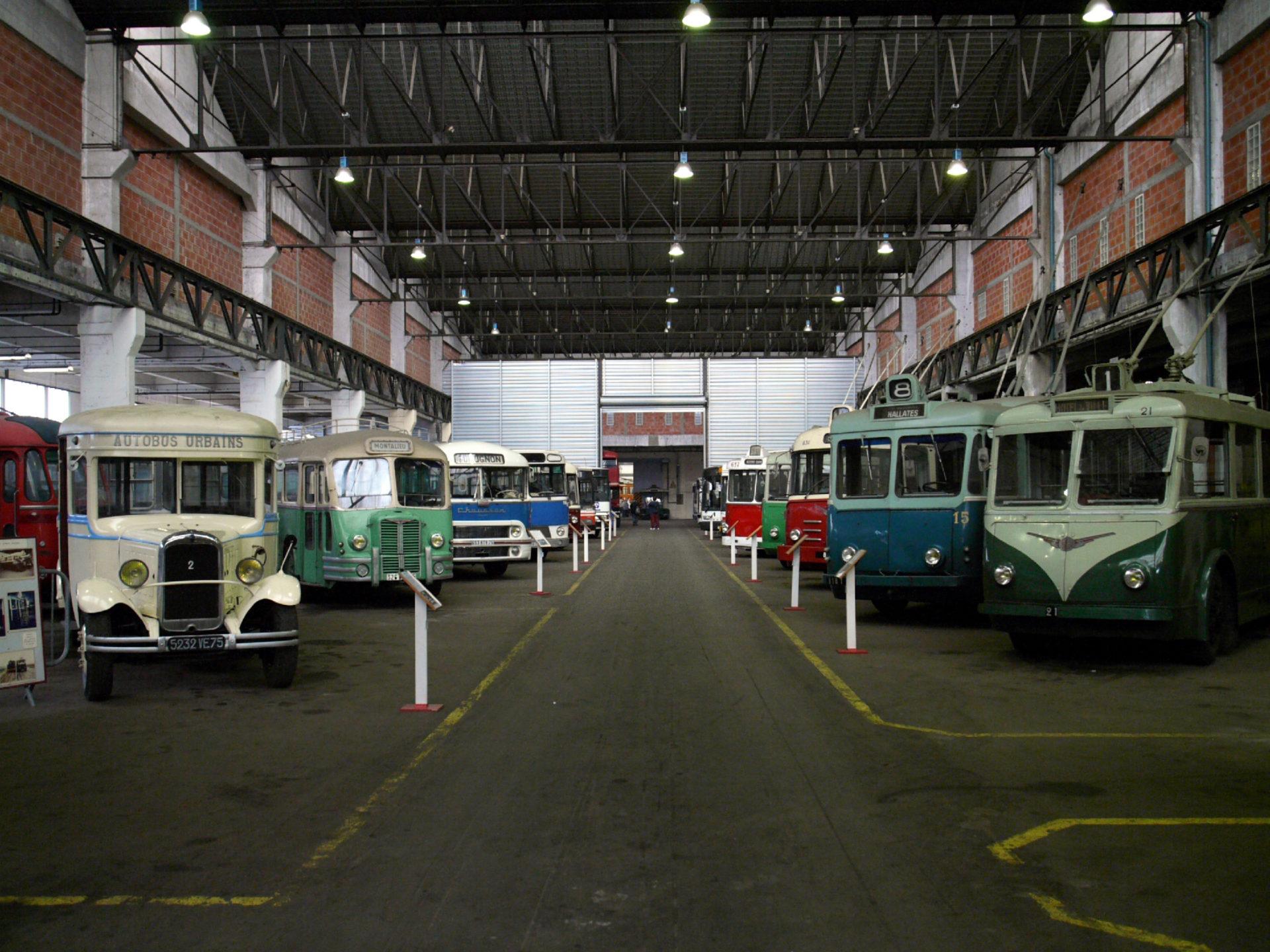 Musée des transports urbains Stéphanois