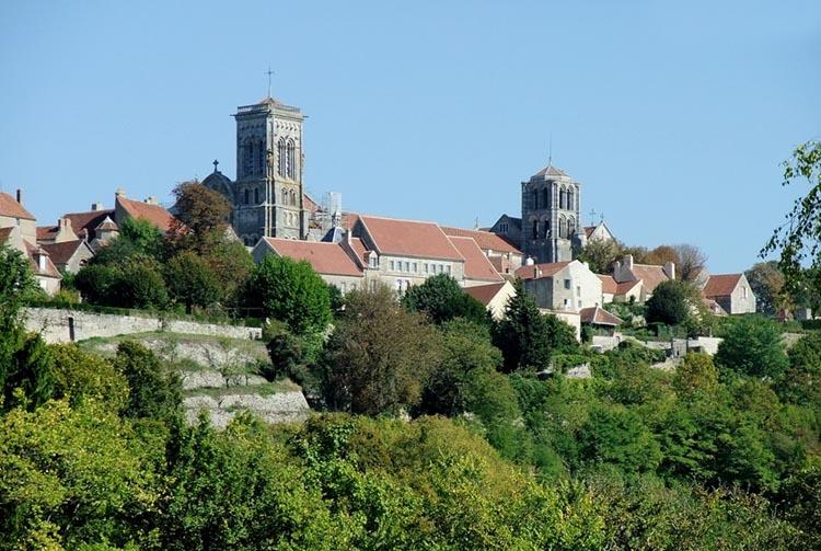 Vue de la Bourgogne Sud