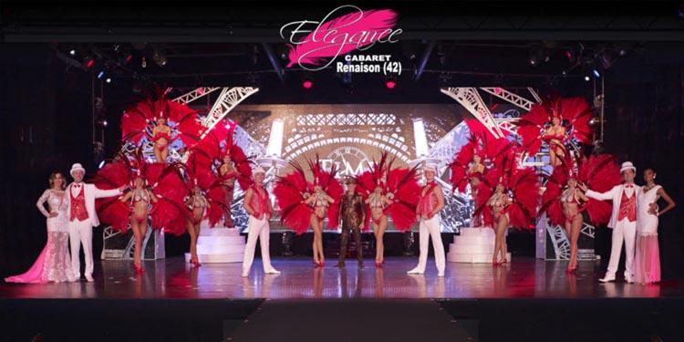Cabaret élégance à Renaison 42