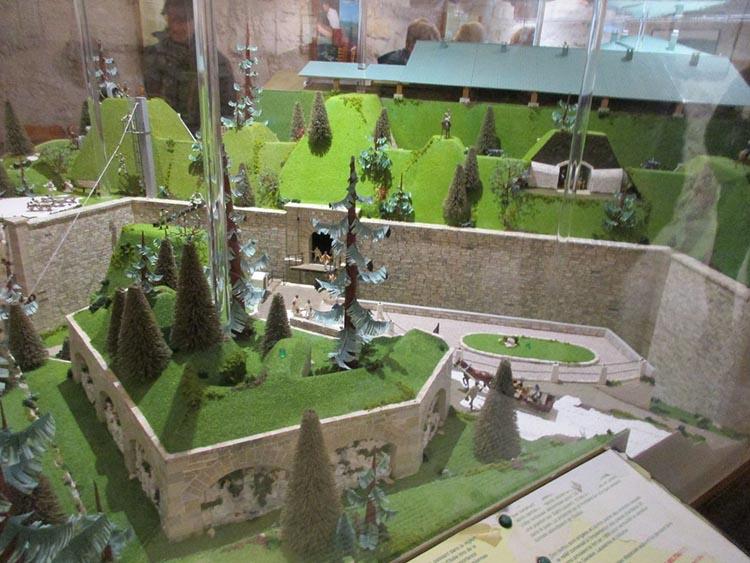 miniature-des-fort-des-rousses